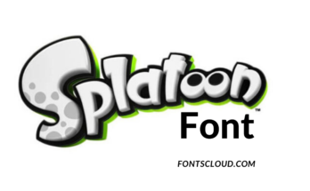 Splatoon Font Free Download [Direct Link]